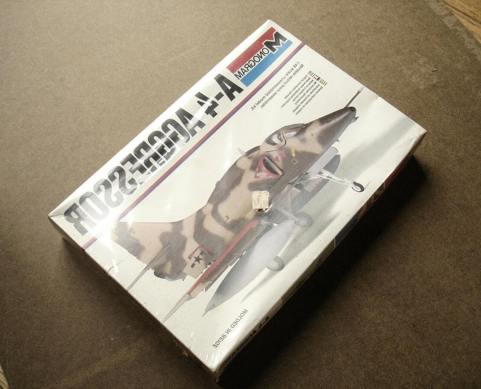 Vintage 1/48 Model 4511 Top Gun SEALED