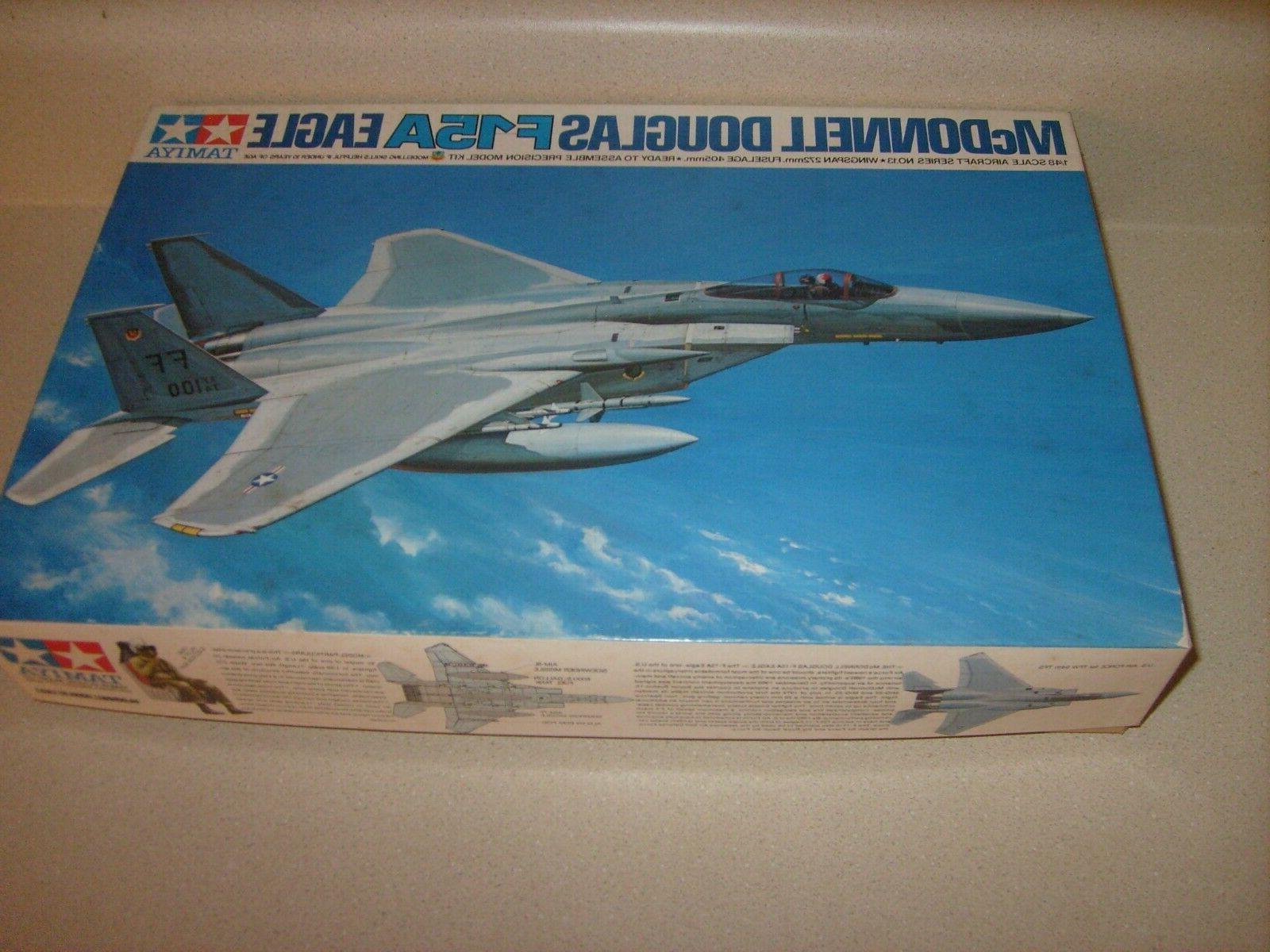 Vintage Tamiya F-15A 1/48 Scale NEW