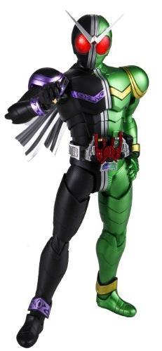 "Bandai Hobby W Cyclone Joker ""Kamen Rider"" 1/8 Bandai MG Fig"