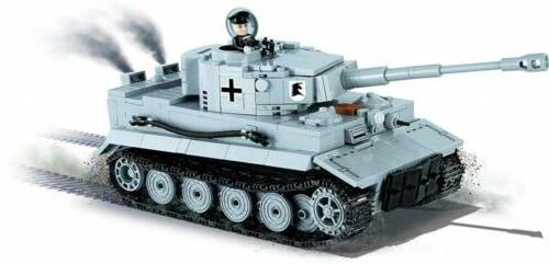 COBI World Tanks Tiger 1 3000B Pcs