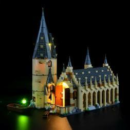 Light Kit Lego 75954  Building Blocks Model