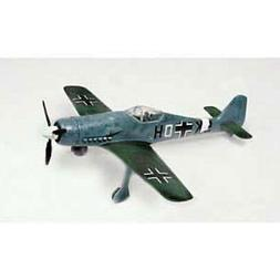Lindberg Focke Wulf FW190 Military Aircraft Plane - Plastic