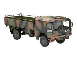 Revell Germany LKW 5T 4x4 Truck Plastic Model Kit