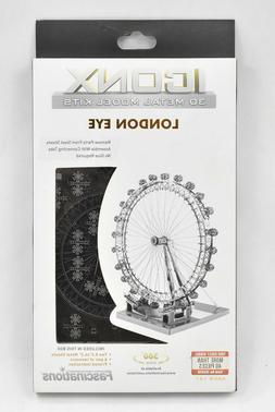 London Eye 3D Metal Model Kit Iconx 2015 Brand NEW Sealed