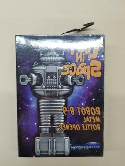 Lost in Space Robot B-9 Metal Bottle Opener Magnets Diamond