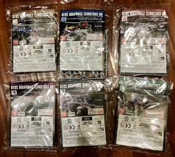 LOT Gundam 1/144 Customize Campaign 2018 Set A B C D E F Mod