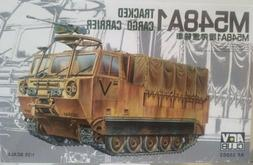 AFV Club M-548 A1 Tracked Cargo Carrier 1:35 Model Kit 47169