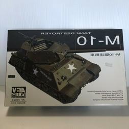 AFV Club M10 Tank Destroyer -- Plastic Model Tank Destroyer