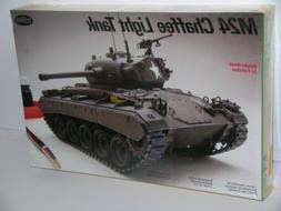 M24 Chaffee Light Tank---Plastic Model Kit