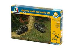 Italeri M3 75mm Half Track  Model Kit