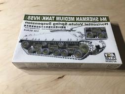 AFV Club M4 Sherman Medium Tank  1/35 Scale Plastic Model Ki