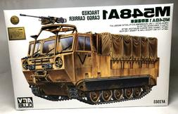 AFV Club M548A1 Tracked Cargo Carrier 1:35 Scale Plastic Mod