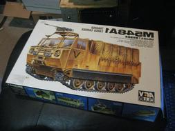 M548A1 Tracked Cargo Carrier by AFV Club in 1/35 scale