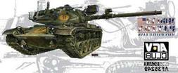 AFV Club M60A3 Patton Tank -- Plastic Model Military Vehicle