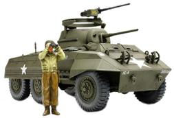 Tamiya Models M8 Greyhound Armored Car US 1/48 Military Land