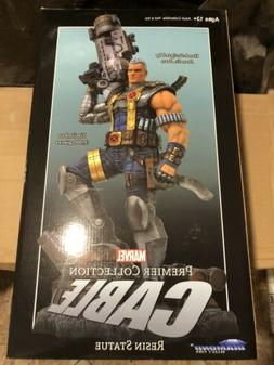Marvel Cable Premier Collection Diamond Select Toys