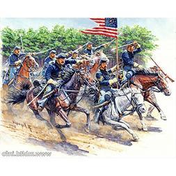 "Master Box Models ""8th Pennsylvania Cavalry Regiment"" Model"