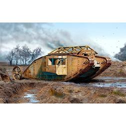 Master Box British Male MK 1 Tank Somme Battle 1916 Military