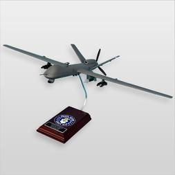 Mastercraft Collection MCMQ9W MQ-9 Reaper Desktop Wood Model
