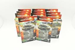 MEGA LOT TANKS 1/144 SCALE MODEL KITS  ,11 BOXS 2 TANKS  PER