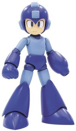 Mega Man Rock Man Plastic Model Kit