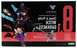 Kotobukiya Megami Device #08.1 Chaos & Pretty Witch Darkness