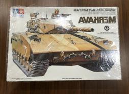 Tamiya Merkava 1/35 Israeli Main Battle Tank Model Kit