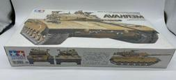 Tamiya MERKAVA Israeli Main Battle Tank 1/35 Scale Model Kit
