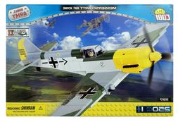 Cobi - Messerschmitt BF 109E Plane Building Bricks Blocks