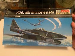messerschmitt me 262a 1 72 model plane