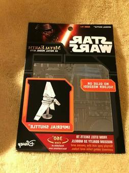 Metal Earth 3D Laser Cut Model - Star Wars Imperial Shuttle
