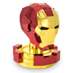 Fascinations Metal Earth Marvel Iron Man Helmet 3D Laser Cut