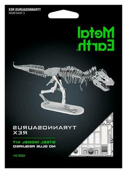 Fascinations Metal Earth 3D Laser Cut Steel Model Kit Tyrann