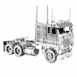 Fascinations Metal Earth Freightliner COE TRUCK 3D Laser Cut
