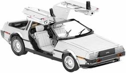 Fascinations Metal Earth - 3D Metal Model Kit- DeLorean