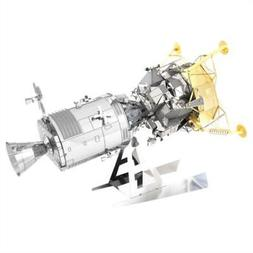 Fascinations Metal Earth Apollo CSM with LM 3D Metal Model K