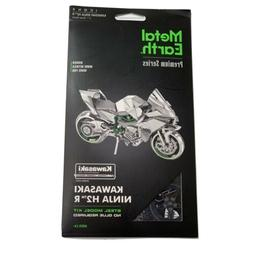 Fascinations Metal Earth ICONX Kawasaki Ninja H2R Motorcycle