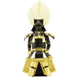 Fascinations Metal Earth Japanese Toyotomi Armor 3D Laser Cu