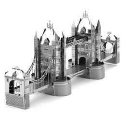 Fascinations Metal Earth London Tower Bridge 3D Laser Cut St