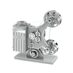 Metal Earth Movie Film Projector 3D Laser Cut Model