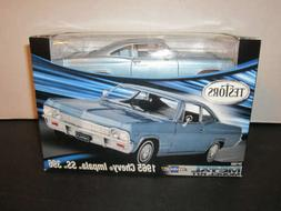 Testors Metal Model Kit 1965 Chevrolet Impala Silver Series