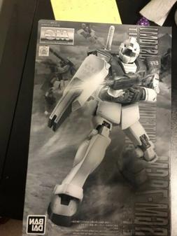 MG 1/100 GM White Dingo Team Gundam Plastic Model Kit BANDAI