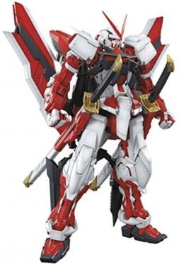 Bandai Hobby MG Gundam Kai Model Kit , Astray Red Frame by B