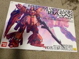 Bandai Hobby MG Sazabi Version Ka Model Kit 1/100 Scale Japa
