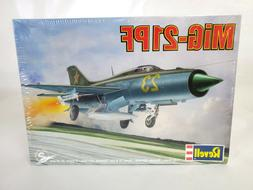 Revell MiG-21PF Aircraft 1:48 Scale Plastic Model Kit 85-548