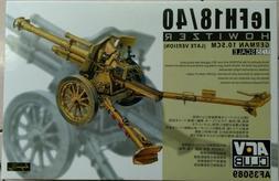 Military Model Kit - LeFH18/40- 1:35 -AFV Club 4716965350895