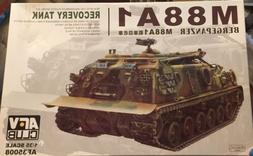 Military Model Kit - M88A1 Recovery Vehicle- 1:35 -AFV Club