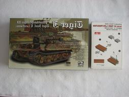Military Model Kit - Tiger I - 1:35 -AFV Club 4716965350796
