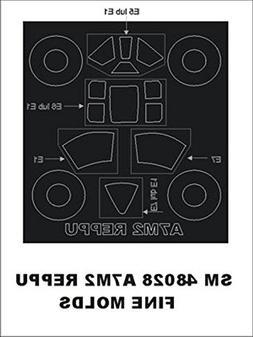 Montex Mini Mask 1:48 A7M2 Reppu for Fine Molds Kit Spraying