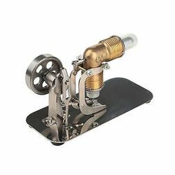 ELENKER Mini Hot Air Stirling Engine Motor Model Educational